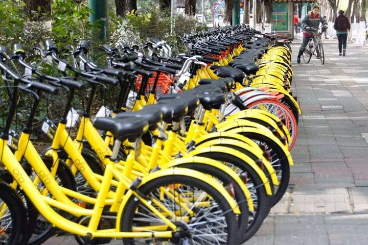 China's Shared-Bike War Flares, Battle Shifts to Mobility Market Amid New Funding Waves