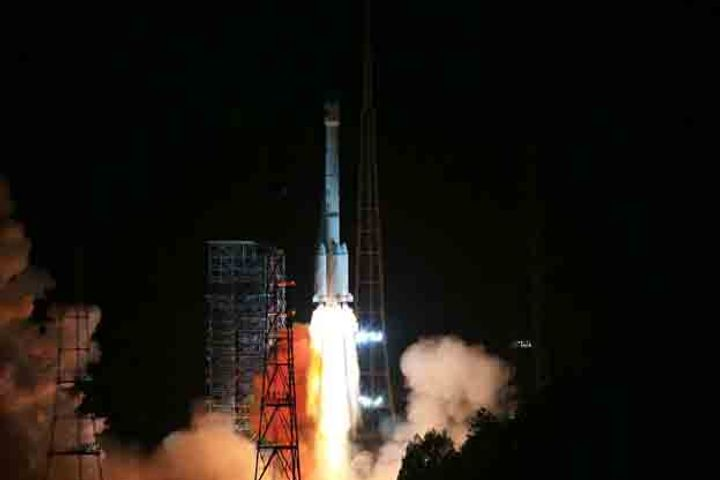China's Space Program to Carry Out Record High 35 Launches This Year