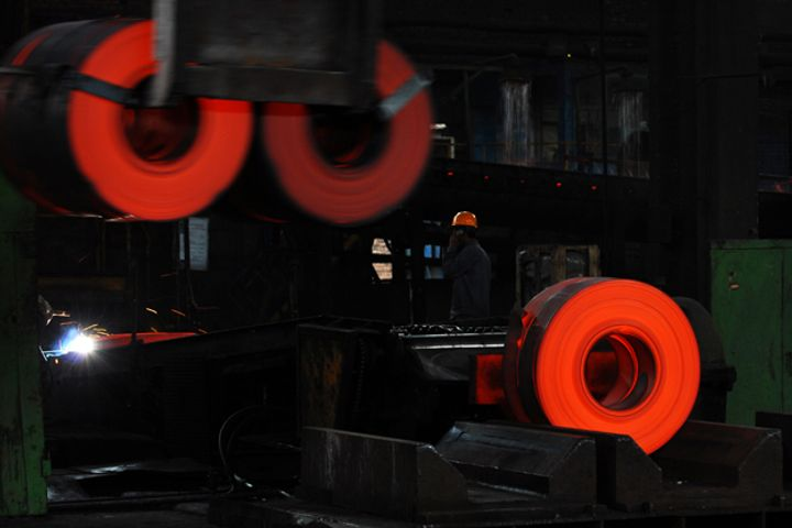 China's Steel Rust Belt Tangshan to Lift Production Ban for Low-Emission Firms