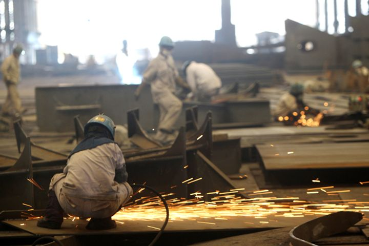 China's Steel Sector Posted Record-High Profit Last Year on Strong Market Demand