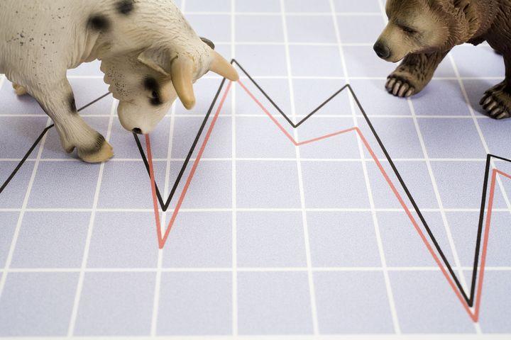 China's Stock Markets Mixed in Early Trading