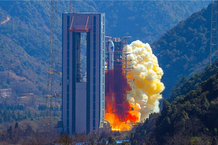 China Successfully Launches Two BeiDou-3 Satellites Using Single Rocket