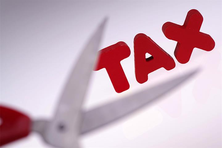 China's Tax, Fee Cuts Total Over 742 Bln Yuan in Q1