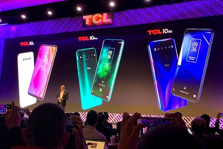 China's TCL Targets North America With First 5G Phone, Priced Below USD500