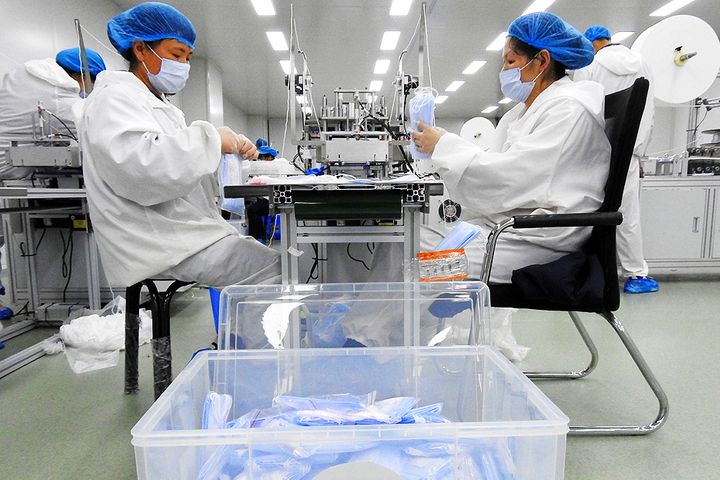 China Tells Medical Suppliers to Get Domestic Licenses Before Exporting
