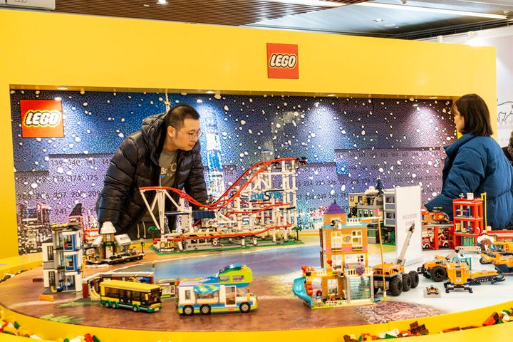 China's Third Legoland to Open in Shanghai in 2023