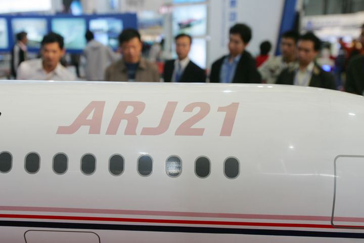 China's Three Biggest Airlines to Begin Using Locally Made Jets