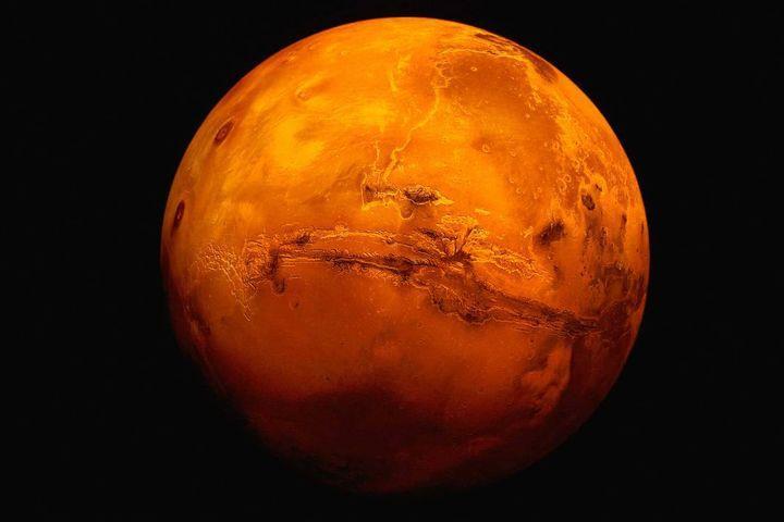 China's Tianwen-1 Probe Enters Orbit Around Mars