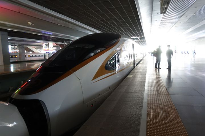China to Double Rail Capacity on Beijing-To-Shanghai High-Speed Line