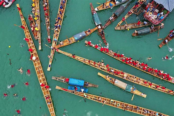 China to Have 100 Million Tourists Over Dragon Boat Festival Holiday, Data Shows