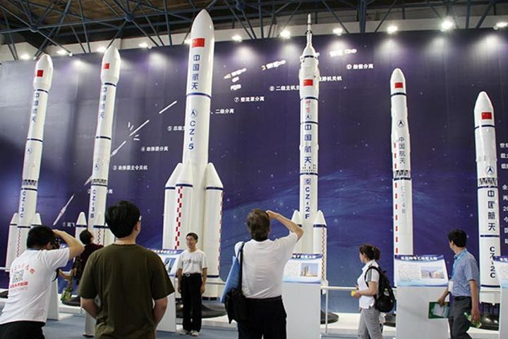 China to Launch Its First Heavy-Duty Rockets in 2030