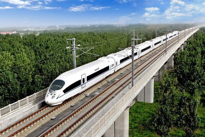 China to Raise High-Speed Rail Limit Back to 350 Kilometers an Hour