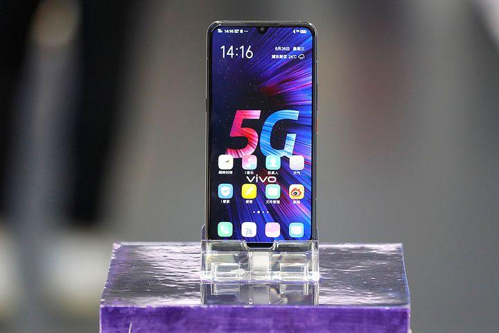 China to Supply Over Half of World's 5G Phones Next Year, Strategy Analytics Says