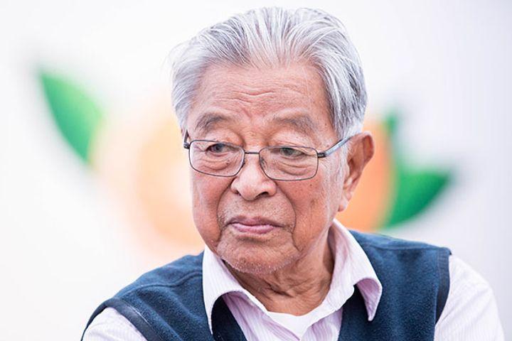China's 'Tobacco King' Dies at 91