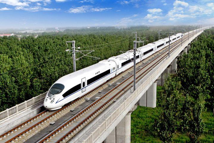 China's Top Economic Body Greenlights USD16 Bln Intercity Rail Construction Plan