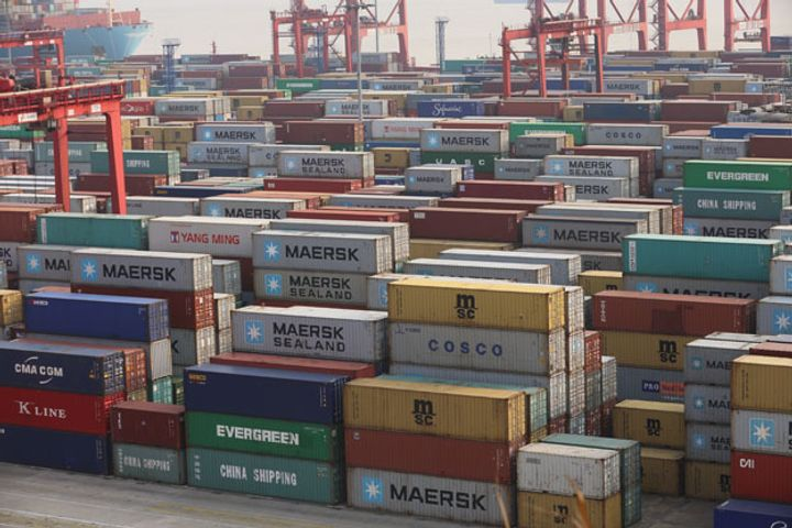 China's Trade Surplus Shrank by Nearly One-Third in January to May