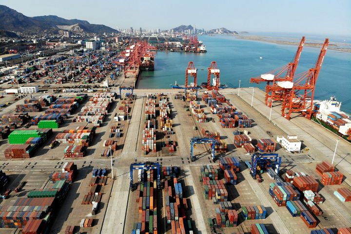 China's Trade Surplus Widened by 30% Last Month as Imports Shrank