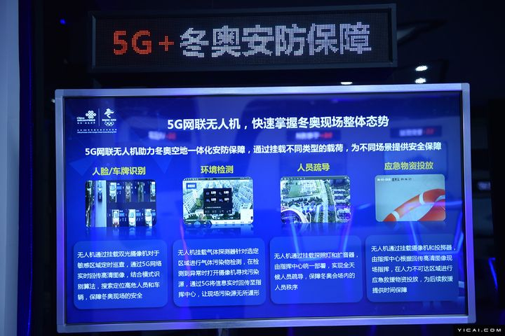 China Unicom Showcases 5G Applications in Xiongan New Area