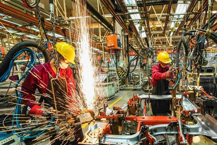 China's Caixin Manufacturing PMI Hit Six-Month High in June