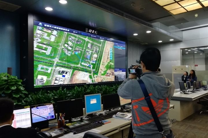 China Unveils Its First Anti-Drone System at Guangzhou Baiyun Airport