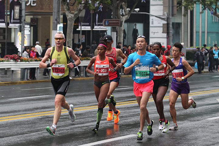 China's Unveils New Plan to Promote USD18 Bln Marathon Sports Sector