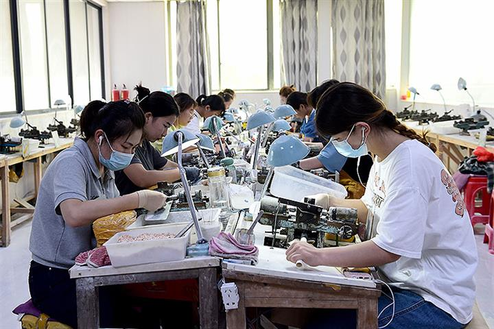 China's Urban Jobless Rate Edges Up in July as College Grads Seek Work