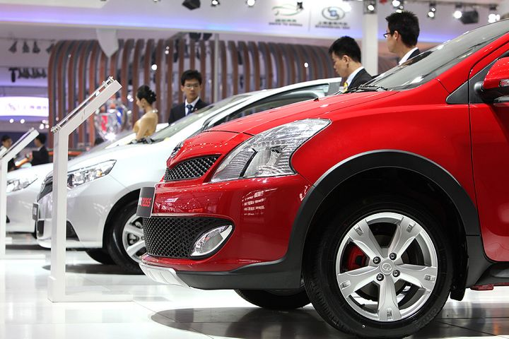 China's Vehicle Sales to Tumble This Quarter, CAAM Predicts