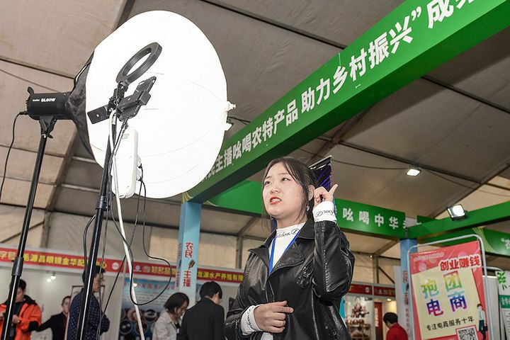 China's Virus-Hit Traditional Sectors Seek Online Remedy to Recover From Covid-19