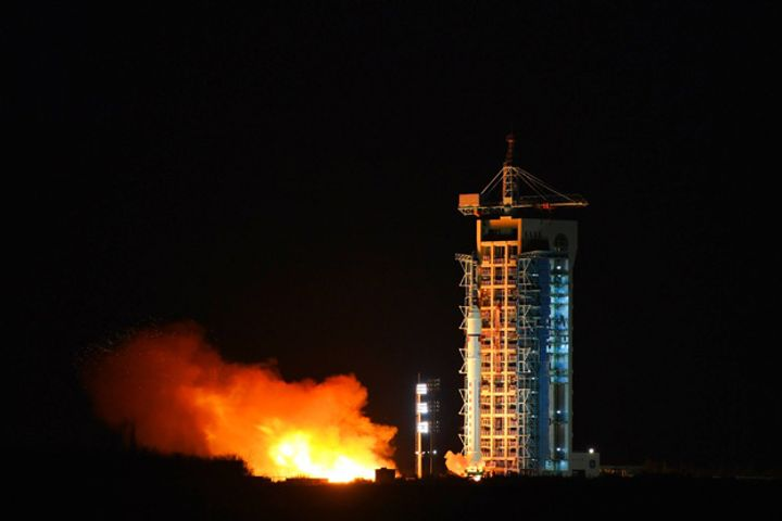 China's World-First Software-Defined Satellite Enters Orbit