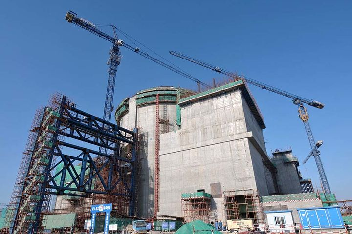 China's Zhangzhou Nuclear Power Gets Building License