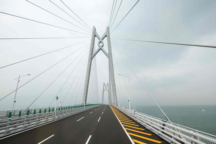 China's Zhuhai City Stands to Benefit From New Hong Kong-Macau Bridge