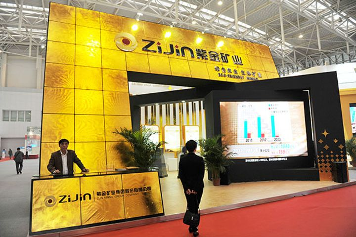 China's Zijin Mining Lands Majority Stake in Serbia's Biggest Copper Quarry