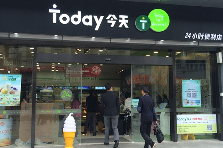 ChinaEquity Group, Sequoia Capital Back 24-Hour Convenience Store Brand Today in Funding Round