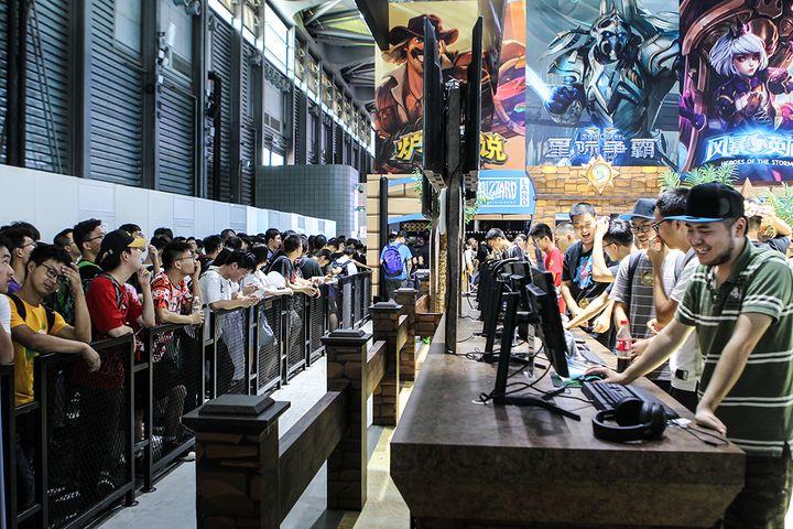 ChinaJoy 2019 Game-Anime Fair Draws 40,000 in Shanghai