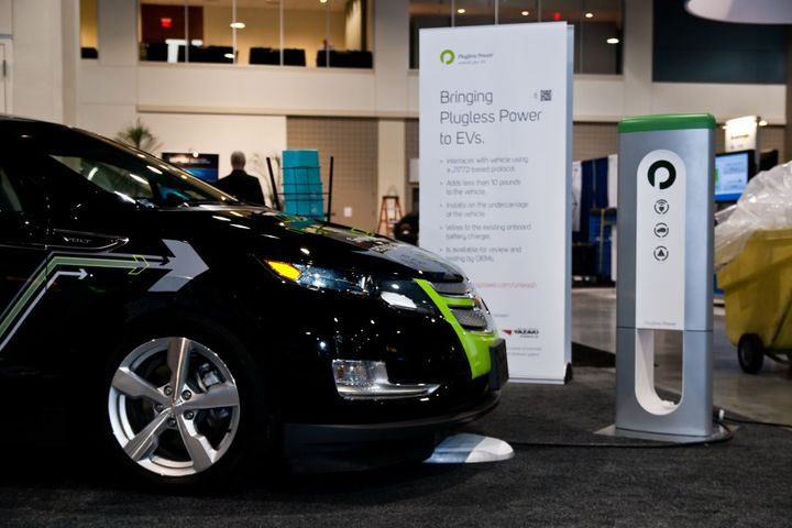 Chinese Auto Parts Producer Plans to Acquire American Wireless EV Charging Company Evatran Group