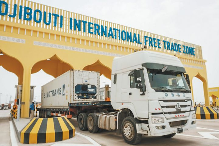 Chinese-Backed Djibouti International Free Trade Zone Opens to Fuel Growth