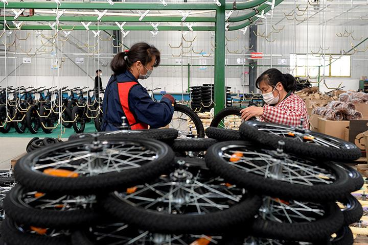 Chinese Bike Exporters Watch AliExpress Orders Pile Up as Prices Surge