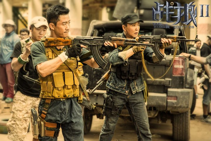Chinese Box Office Sensation Wolf Warrior 2 Fails to Get Oscar Nomination