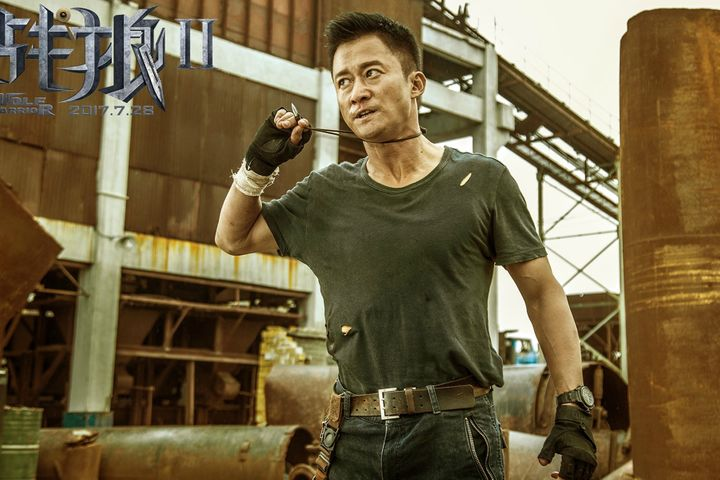 Chinese Box Office Sensation Wolf Warrior 2 Grosses USD856 Million