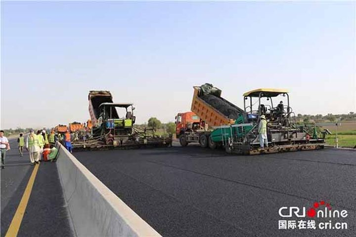 Chinese-Built Expressway in Pakistan Opens Ahead of Schedule
