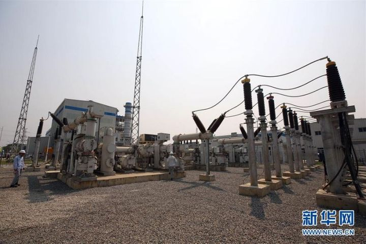 Chinese-Built Gas Power Plant in Myanmar Starts Operations Ahead of Schedule
