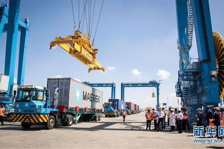 Chinese-Built Nairobi Inland Container Port Officially Opens