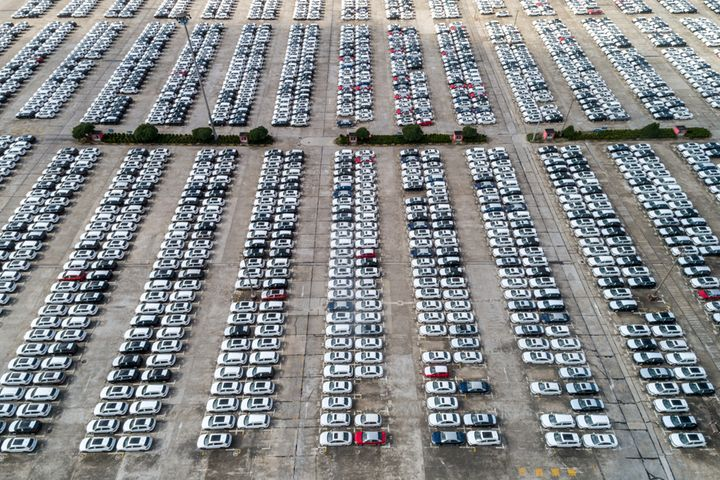 China Car Inventory Gauge Worsened for 16th Month in April