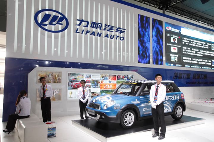 Chinese Car Sales Rise 4% Annually in Russia, With Lifan Tops for Seven Years
