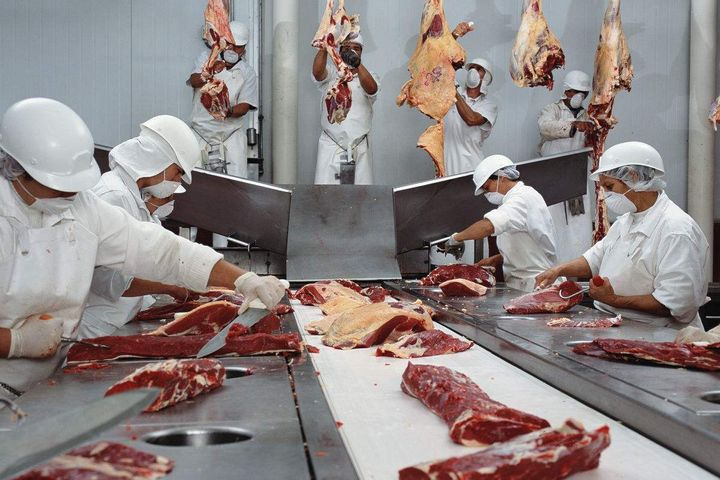 Chinese Coal Firm Buys Two Uruguayan Beef Processors for USD82.3 Million to Expand in Meat Sector