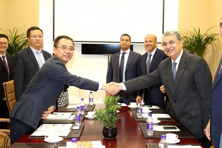 Chinese Consortium Inks Egypt Deal for World's Largest Clean Coal Power Project