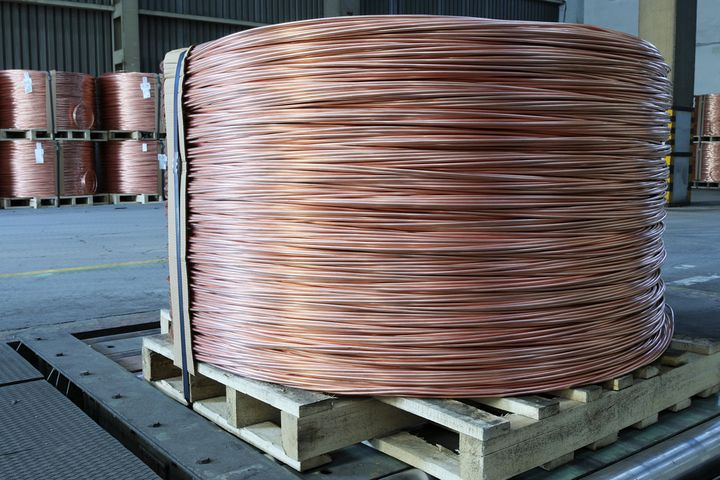 Chinese Copper Giant Agrees Lower Processing Charges With Chile's Antofagasta