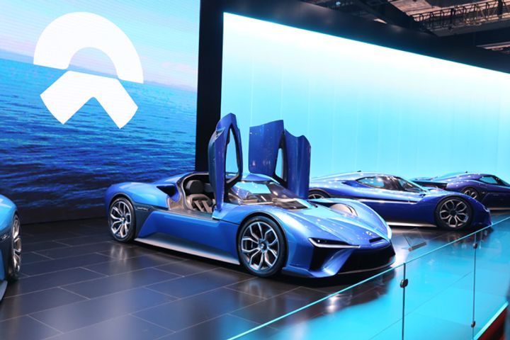Chinese Electric Car Startup NIO Denies Reports of US IPO
