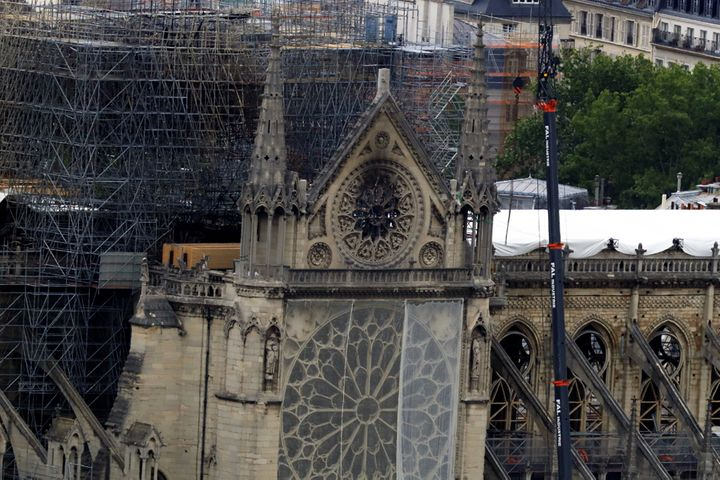 Chinese Experts to Aid in Restoration of Notre-Dame