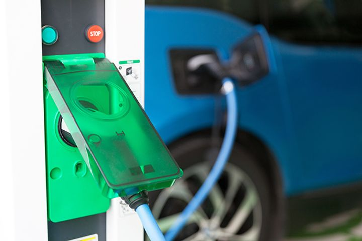 Chinese Firm Begins Construction of USD1.8 Billion NEV Industry Park